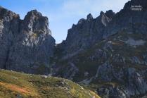 Montañas picudas